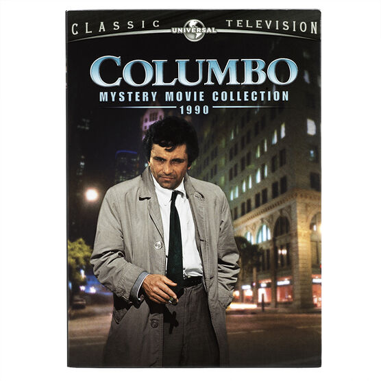 Columbo Mystery Movie Collection 1990 - DVD