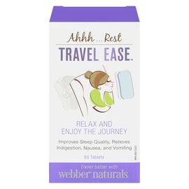 Webber Naturals Travel Ease - 60's