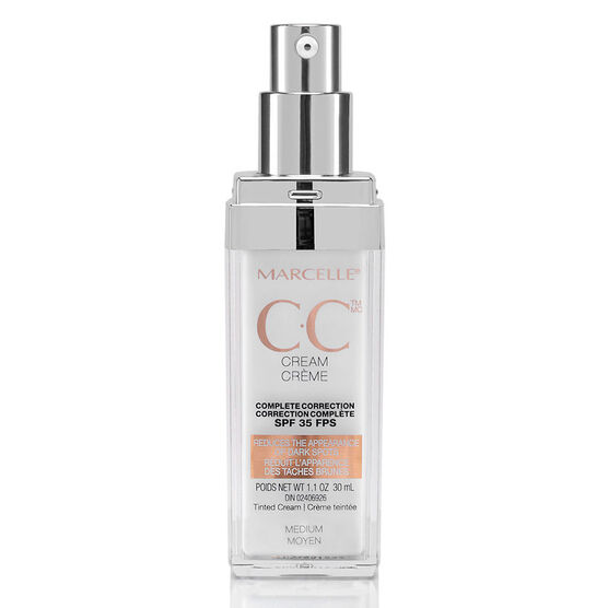 Marcelle CC Cream SPF 35 - Medium