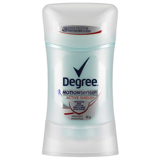 Degree Women MotionSense Antiperspirant Stick - Active Shield - 48g