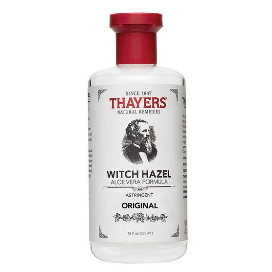 Thayer's Natural Remedies Original Witch Hazel with Aloe Vera - 355ml