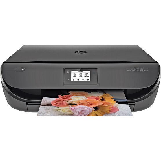 HP Envy 4520 All-in-One Printer - Black - F0V69A#B1H