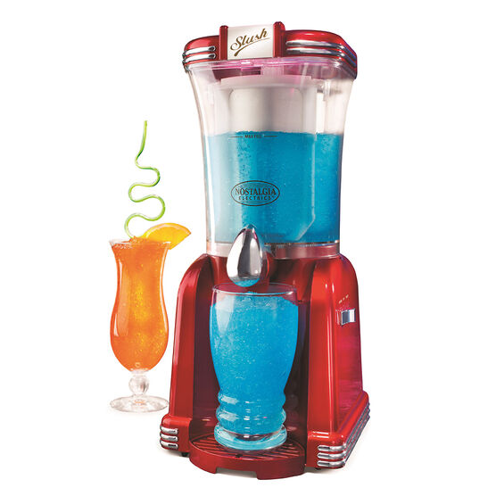 Nostalgia Slushie Machine - Red - RSM650