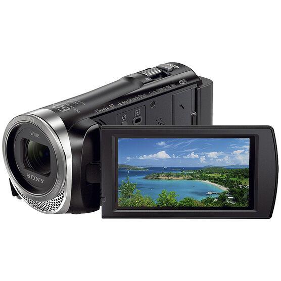 Sony CX455 Handycam - Black - HDRCX455