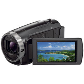 Sony CX675 Handycam - Black - HDRCX675
