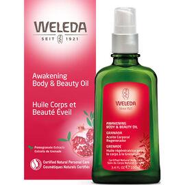 Weleda Pomegranate Awakening Body & Beauty Oil - 100ml