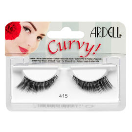 Ardell Curvy! Lashes - 415 - 1 pair