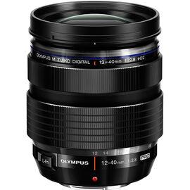 Olympus 12-40mm F2.8 Lens PRO - Black