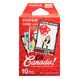 Fujifilm Instax Mini Oh Canada Film - 10 Exposures - 600018172