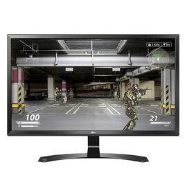 LG 27inch 4K UHD IPS Gaming Monitor with AMD FreeSync - 27UD58-B