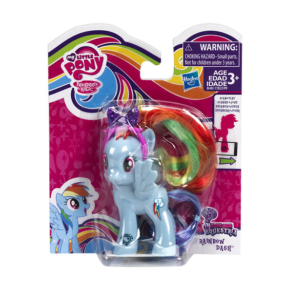 My Little Pony Explore Pony Friends - Assorted