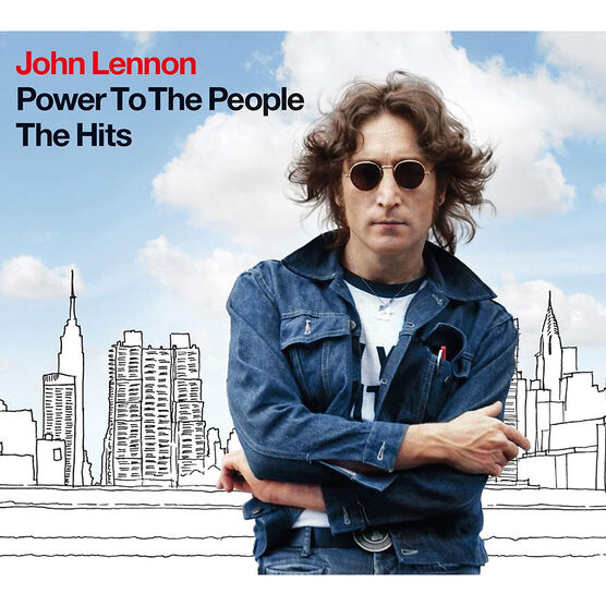 John Lennon - Power To The People: The Hits - CD