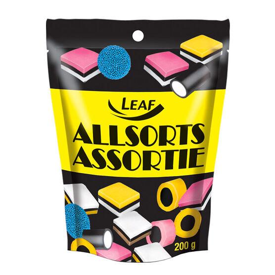 Leaf Licorice Allsorts - 200g