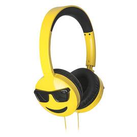 Jamoji Too Cool On-Ear Headphones - HXHPEM02
