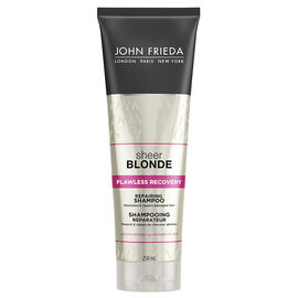John Frieda Sheer Blonde Flawless Recovery Repairing Shampoo - 250ml