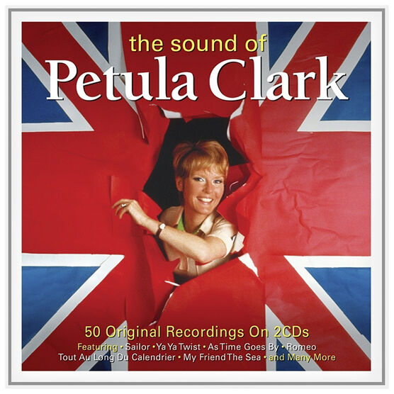 Petula Clark - The Sound of Petula Clark - 2 CD