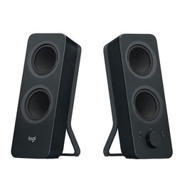 Logitech Z207 Bluetooth Computer Speakers - Black - 980-001294