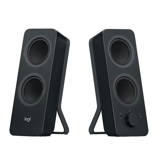 Logitech Z207 Bluetooth Computer Speakers - Black - 980-001294