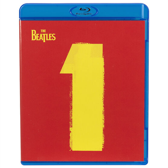 The Beatles: 1 - Blu-ray