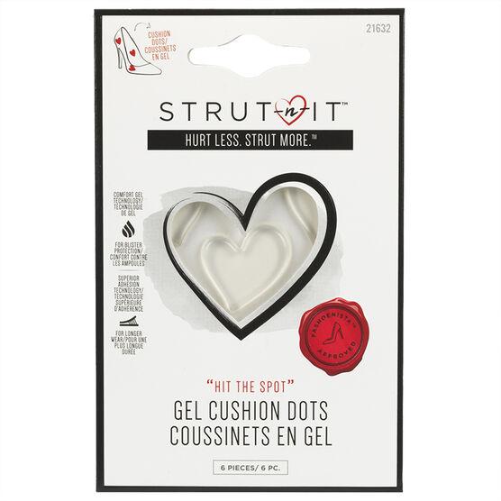 Strut-n-It Gel Cushion Dots - 6's