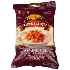 Grande Harvest Jasmine Rice - 6.8kg