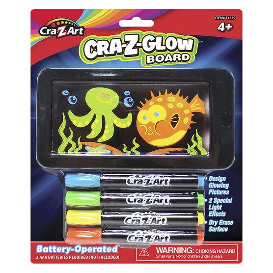 """Cra-Z-Glow Board - 2.75"""" x 5.5"""""""