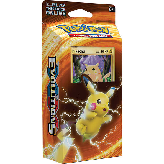 Pokémon XY 12 - Evolutions - Assorted