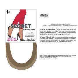 Secret Step Saver Seam Free Edge Edge - Nude