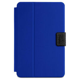 Targus Safe Fit Rotating Universal Tablet Case - 7-8 Inch - Blue - THZ64302CA