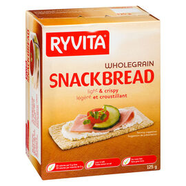 Ryvita Snackbread - Whole Grain - 125g