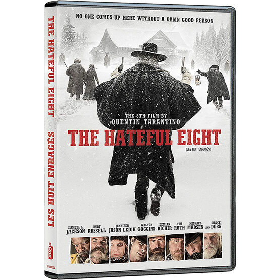 The Hateful Eight - DVD