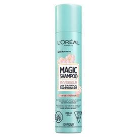 L'Oreal Magic Invisible Dry Shampoo - Sweet Fusion - 200ml
