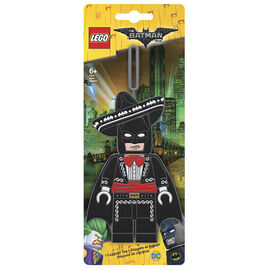 Lego Batman Luggage Tag - Mariachi Batman