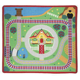 Melissa & Doug Mickey Mouse Activity Rug