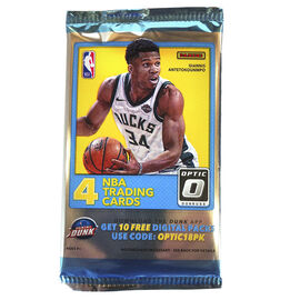 Don Russ Optic Basketball Trading Cards