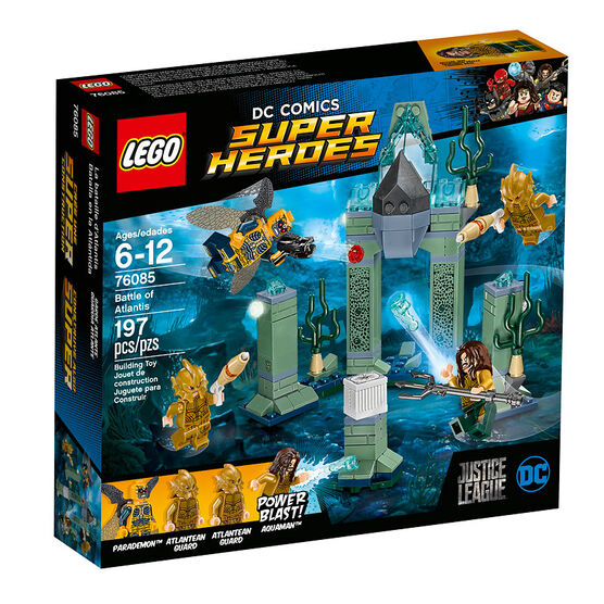 LEGO DC Comics Super Heroes - Battle of Atlantis