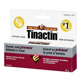 Tinactin Antifungal Athlete's Foot Cream
