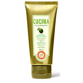 Fruits & Passion Cucina Hand Butter - Lime Zest and Cypress - 60ml