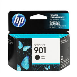HP 901 Ink Cartridge - Black - CC653AC-140