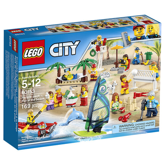 LEGO City - People Pack Fun at the Beach