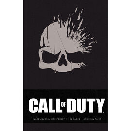 Call of Duty Ruled Journal