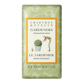 Crabtree & Evelyn Gardeners Exfoliating Soap - 158g