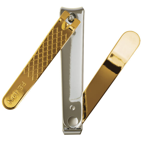 Revlon Gold Series Titanium Coated Dual Ended Nail Clippers