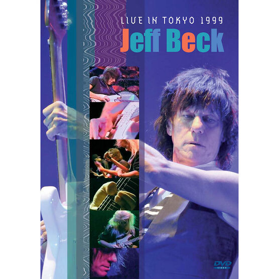 Jeff Beck: 1999 Live in Tokyo - DVD