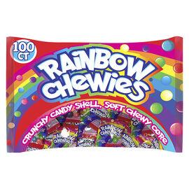 Regal Rainbow Chewies - 100 Pieces