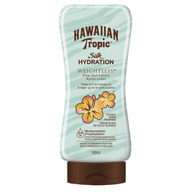 Hawaiian Tropic Silk Hydration Weightless After Sun Lotion - 180ml