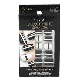 L'Oreal Colour Riche Press On Nail