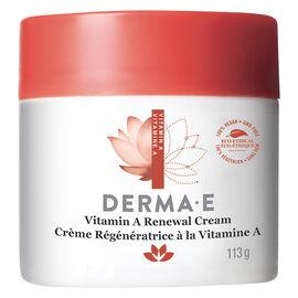 Derma E Vitamin A Renewal Cream - 113g