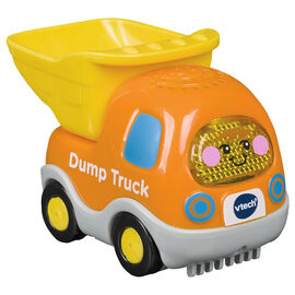 VTech Go Go Smart Wheels - Dump Truck