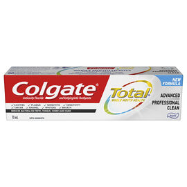 Colgate Total Advanced Professional Clean Toothpaste - 70ml